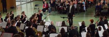 Concert avec l'Insa de Lyon