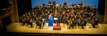 concert à l'Opéra Comédie à Montpellier